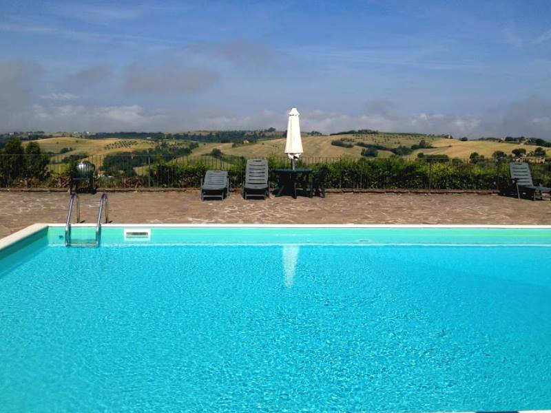 Country House con piscina in Umbria