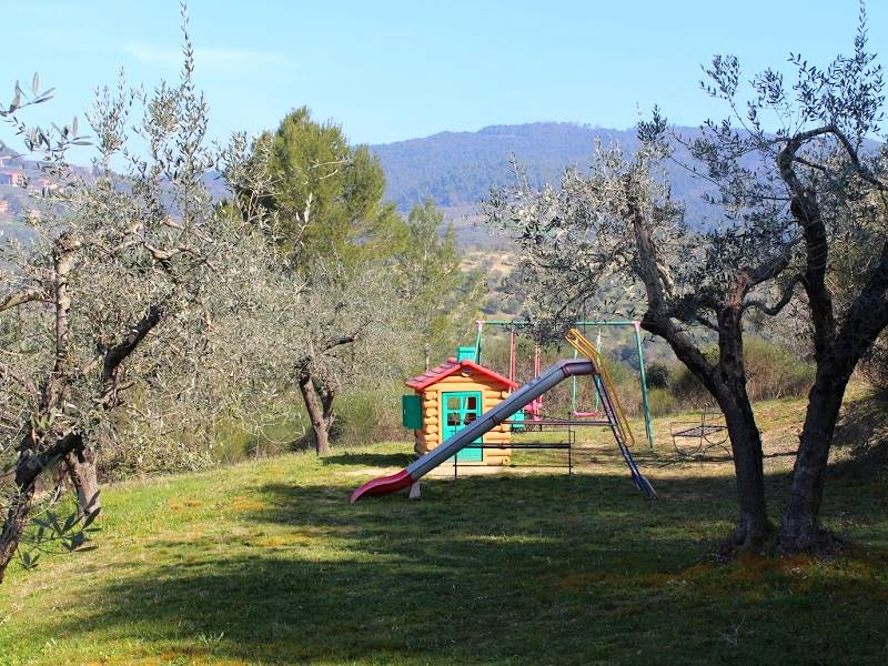 Country House e parco giochi in Umbria